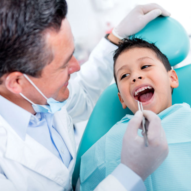 How to Ease Your Child's dental Fear